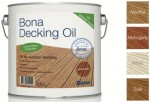 Olej Bona Decking Oil Neutralny 2,5L