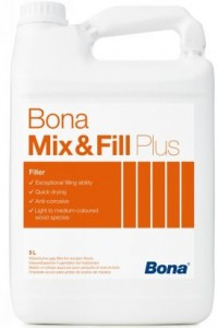 Spoiwo Bona MIX & FILL PLUS 5L