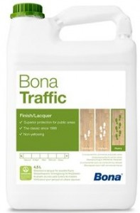 Lakier Bona TRAFFIC - Mat 4,95L