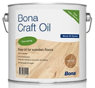 Olej Bona CRAFT OIL - Umbra 2,5L